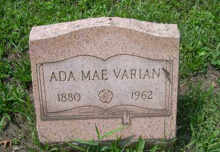 VARIAN, ADA MAY - Columbiana County, Ohio | ADA MAY VARIAN - Ohio Gravestone Photos