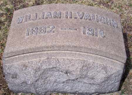 VAUGHN, WILLIAM H. - Columbiana County, Ohio | WILLIAM H. VAUGHN - Ohio Gravestone Photos
