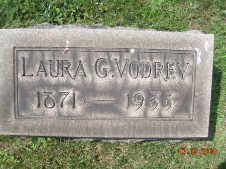 VODREY, LAURA G - Columbiana County, Ohio | LAURA G VODREY - Ohio Gravestone Photos