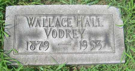 VODREY, WALLACE HALL - Columbiana County, Ohio | WALLACE HALL VODREY - Ohio Gravestone Photos