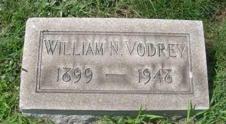 VODREY, WILLIAM N - Columbiana County, Ohio | WILLIAM N VODREY - Ohio Gravestone Photos