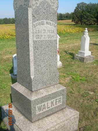 WALKER, SAMUEL - Columbiana County, Ohio | SAMUEL WALKER - Ohio Gravestone Photos
