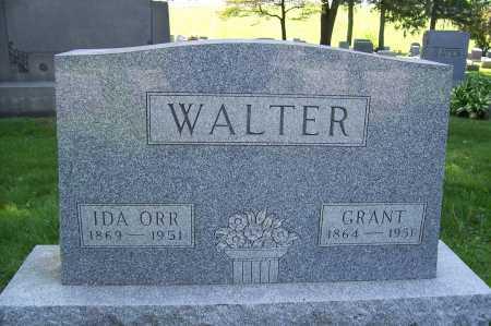 WALTER, GRANT - Columbiana County, Ohio | GRANT WALTER - Ohio Gravestone Photos