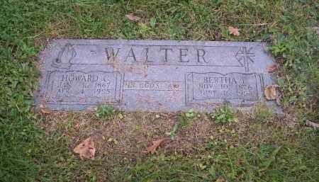 WALTER, HOWARD C. - Columbiana County, Ohio | HOWARD C. WALTER - Ohio Gravestone Photos