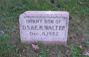 WALTER, INFANT SON - Columbiana County, Ohio | INFANT SON WALTER - Ohio Gravestone Photos