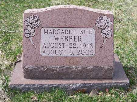 WEBBER, MARGARET SUE - Columbiana County, Ohio | MARGARET SUE WEBBER - Ohio Gravestone Photos