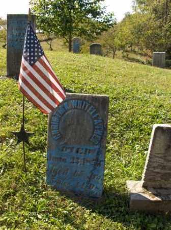WHITELEATHER, CHRISTIAN - Columbiana County, Ohio   CHRISTIAN WHITELEATHER - Ohio Gravestone Photos