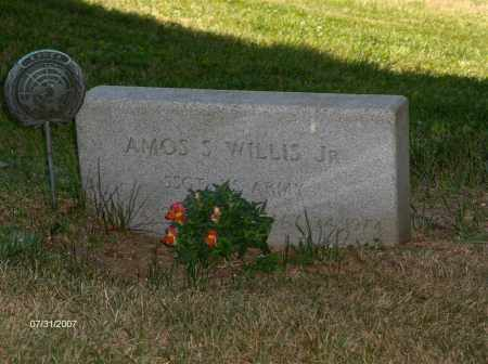 WILLIS, AMOS JR - Columbiana County, Ohio | AMOS JR WILLIS - Ohio Gravestone Photos