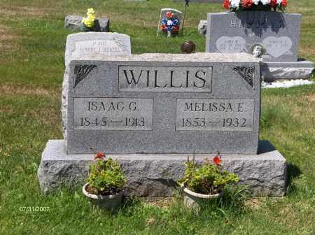 REEDER WILLIS, MELISSA EVALINE - Columbiana County, Ohio | MELISSA EVALINE REEDER WILLIS - Ohio Gravestone Photos