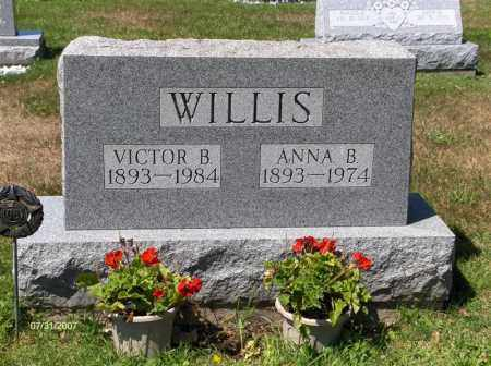WILLIS, VICTOR - Columbiana County, Ohio | VICTOR WILLIS - Ohio Gravestone Photos
