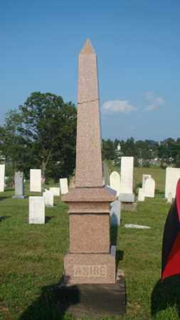 ASIRE, HENRY - Coshocton County, Ohio | HENRY ASIRE - Ohio Gravestone Photos