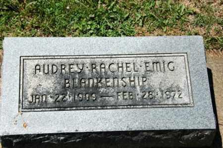 BLAKENSHIP, AUDREY RACHEL - Coshocton County, Ohio | AUDREY RACHEL BLAKENSHIP - Ohio Gravestone Photos