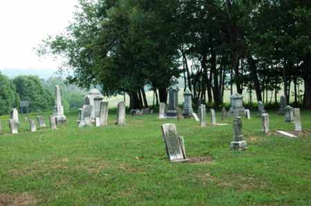 CEMETERY, VIEW - Coshocton County, Ohio | VIEW CEMETERY - Ohio Gravestone Photos