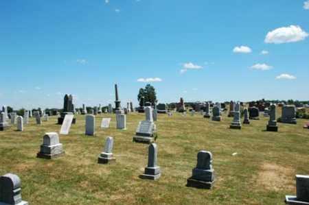 CEMETERY, VIEW - Coshocton County, Ohio | VIEW CEMETERY - Ohio Gravestone Photos