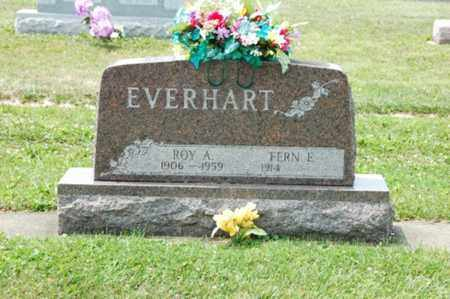 EVERHART, FERN E. - Coshocton County, Ohio | FERN E. EVERHART - Ohio Gravestone Photos