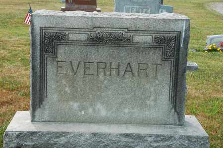 EVERHART, ALICE - Coshocton County, Ohio | ALICE EVERHART - Ohio Gravestone Photos