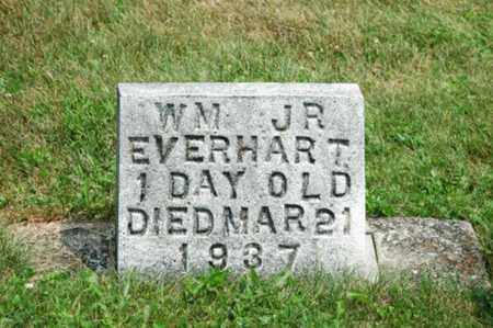 EVERHART, WILLIAM JR. - Coshocton County, Ohio | WILLIAM JR. EVERHART - Ohio Gravestone Photos
