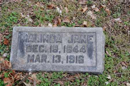 FULTON, MALINDA JANE - Coshocton County, Ohio | MALINDA JANE FULTON - Ohio Gravestone Photos