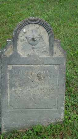 GILROY, P. M. - Coshocton County, Ohio | P. M. GILROY - Ohio Gravestone Photos