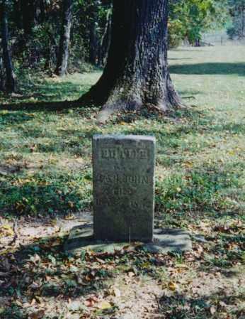 JOHN, BUTLER - Coshocton County, Ohio | BUTLER JOHN - Ohio Gravestone Photos