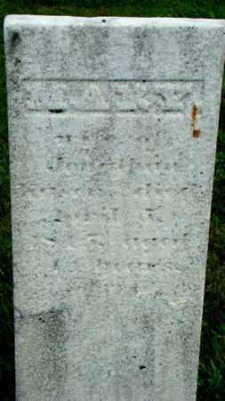 KASER, MARY - Coshocton County, Ohio | MARY KASER - Ohio Gravestone Photos