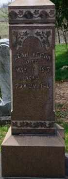 KEEHN, LEAH - Coshocton County, Ohio | LEAH KEEHN - Ohio Gravestone Photos