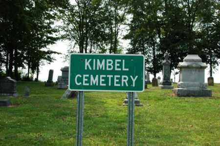 KIMBALL, CEMETERY - Coshocton County, Ohio | CEMETERY KIMBALL - Ohio Gravestone Photos