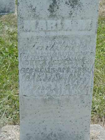 LAUTENSCHLAGER, MARIA M - Coshocton County, Ohio | MARIA M LAUTENSCHLAGER - Ohio Gravestone Photos