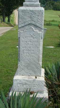LEVENGOOD, CATHARINE - Coshocton County, Ohio | CATHARINE LEVENGOOD - Ohio Gravestone Photos