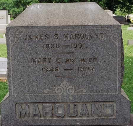 MARQUAND, JAMES SCOTT - Coshocton County, Ohio | JAMES SCOTT MARQUAND - Ohio Gravestone Photos