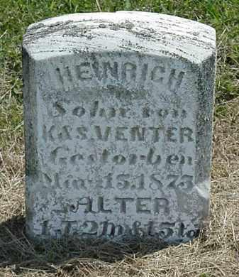 MENTER, HEINRICH - Coshocton County, Ohio | HEINRICH MENTER - Ohio Gravestone Photos