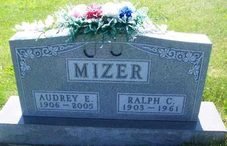 MIZER, AUDREY E. - Coshocton County, Ohio | AUDREY E. MIZER - Ohio Gravestone Photos