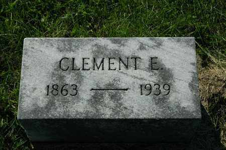 MIZER, CLEMENT E. - Coshocton County, Ohio | CLEMENT E. MIZER - Ohio Gravestone Photos