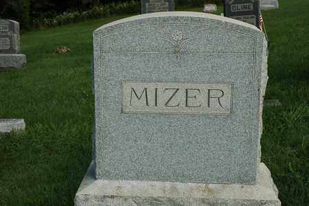 MIZER, CLAUDE R. - Coshocton County, Ohio | CLAUDE R. MIZER - Ohio Gravestone Photos