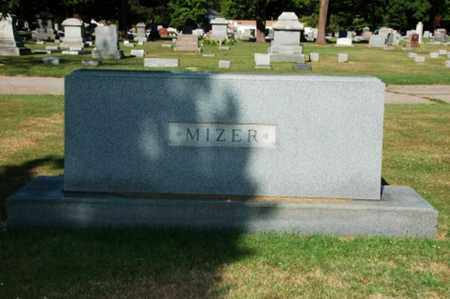 MIZER, FRENCH V. - Coshocton County, Ohio | FRENCH V. MIZER - Ohio Gravestone Photos