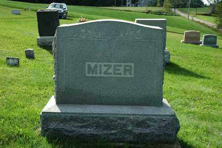 MIZER, GEORGE - Coshocton County, Ohio | GEORGE MIZER - Ohio Gravestone Photos