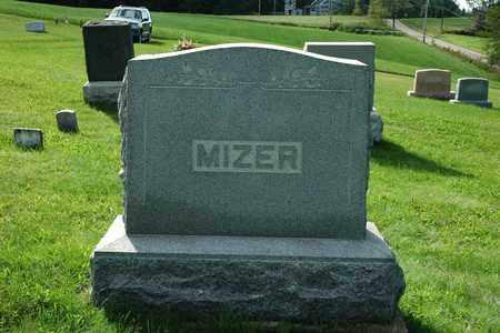GARBER MIZER, HARRIET - Coshocton County, Ohio | HARRIET GARBER MIZER - Ohio Gravestone Photos