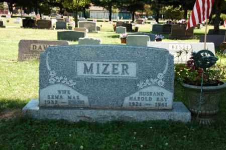 MIZER, HAROLD RAY - Coshocton County, Ohio | HAROLD RAY MIZER - Ohio Gravestone Photos