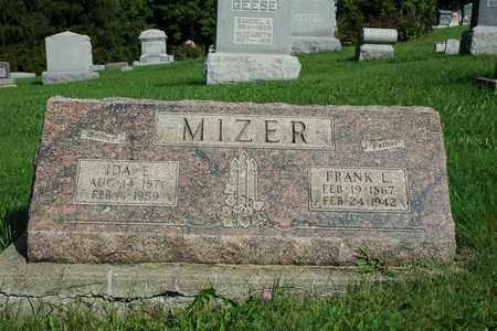 MIZER, IDA E. - Coshocton County, Ohio | IDA E. MIZER - Ohio Gravestone Photos