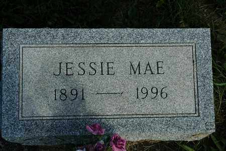 MIZER, JESSIE MAE - Coshocton County, Ohio | JESSIE MAE MIZER - Ohio Gravestone Photos