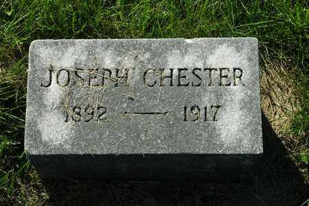 MIZER, JOSEPH CHESTER - Coshocton County, Ohio | JOSEPH CHESTER MIZER - Ohio Gravestone Photos