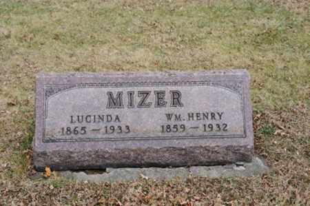 MIZER, WILLIAM HENRY - Coshocton County, Ohio | WILLIAM HENRY MIZER - Ohio Gravestone Photos