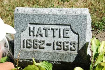 MUMAW, HATTIE - Coshocton County, Ohio | HATTIE MUMAW - Ohio Gravestone Photos