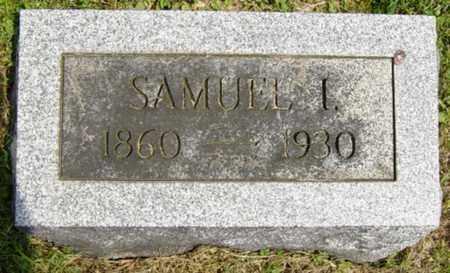 MYSER, SAMUEL I. - Coshocton County, Ohio | SAMUEL I. MYSER - Ohio Gravestone Photos