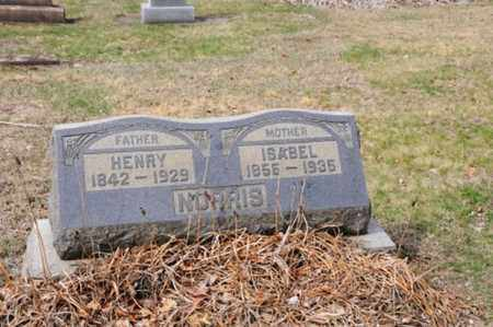 NORRIS, ISABEL - Coshocton County, Ohio | ISABEL NORRIS - Ohio Gravestone Photos
