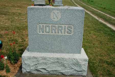 NORRIS, JACOB E. - Coshocton County, Ohio | JACOB E. NORRIS - Ohio Gravestone Photos