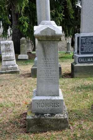 NORRIS, MARO A. - Coshocton County, Ohio | MARO A. NORRIS - Ohio Gravestone Photos