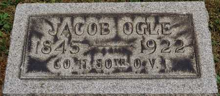 OGLE, JACOB - Coshocton County, Ohio | JACOB OGLE - Ohio Gravestone Photos