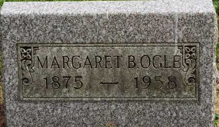 OGLE, MARGARET B. - Coshocton County, Ohio | MARGARET B. OGLE - Ohio Gravestone Photos