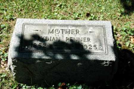 RENNER, LYDIA ANN - Coshocton County, Ohio | LYDIA ANN RENNER - Ohio Gravestone Photos